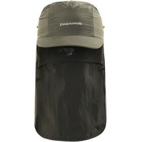 Craghoppers NosiLife Desert Hat Kids Dark Khaki
